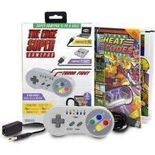 The Edge Super Gamepad Nintendo SNES Mini Classic Turbo Controller USB OPEN BOX