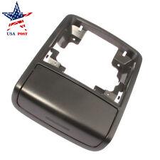 Black Overhead Console Glasses Case For VW #5C6 868 837 82V#