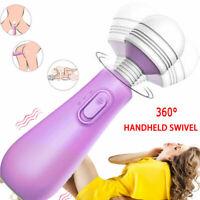 Waterproof-Vibrator-Bullet-G-Spot-Dildo-Clit-Massager-Vibe-Sex-Toys for Women