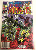 Special Edition New Mutants #  1 (NM) Canadian Price Variant Longshot early app
