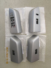 07-13 TOYOTA TUNDRA CREW CAB 4D SET OF 4 POWER WINDOW SWITCH BEZEL BRAND NEW OEM