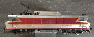 Jouef, Ho, BB 15006, Réf 8345, SNCF, Locomotive Électrique , BB 15000,  Bon État