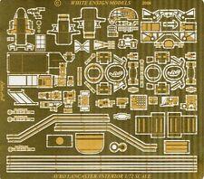White Ensign Models 1/72 Lancaster Interior Set for Airfix/Revell/Hasegawa