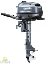 NEW YAMAHA F4BMHL 4 Four Stroke Outboard Motor - Boat Engine F 4 HP - 4hp Long