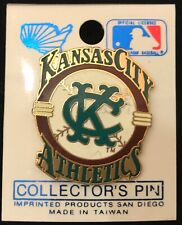 Kansas City Athletics Cooperstown Collection Pin