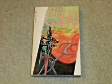 DEAN KOONTZ: HELL'S GATE: SIGNED US PAPERBACK FIRST PRINTING