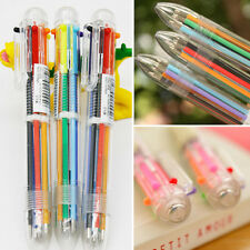1 Pièce Papeterie Crayon Multicolore Study Bureau Stylo pour Cadeau Neuf