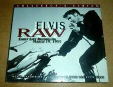 Elvis Presley - Raw Elvis / CD / 1997 / OVP Sealed / USA / Live 1955 / Digipak