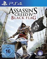Assassin's Creed IV: Black Flag (Sony PlayStation 4, 2013, DVD-Box)
