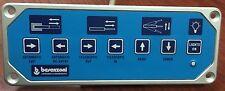 Besenzoni Multifunction / Catwalk Control Panel. Controle da passarela de popa