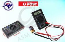 Electrical LCD Digital Multimeter Ohmmeter OHM Tester AC DC Voltmeter Handheld