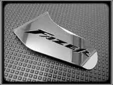 SHARK FIN for YAMAHA FZS1000 FAZER, FZS 1000 (POLISHED SPROCKET COVER GUARD)
