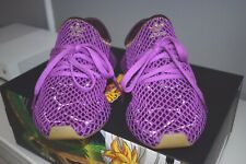 Adidas Dragonball Z Deerupt Runner Shock Purple Son Gohan UK SIZE 5 trainers