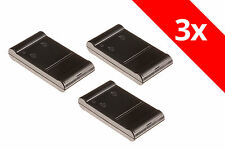 3 Tedsen Handsender SKX2MD Berner 433 Mhz 2-Kanal Teletaster Funksender ELKA GFA