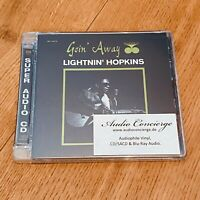 Lightnin' Hopkins: Goin' Away - Analogue Productions Hybrid Stereo SACD (CPRJ 10