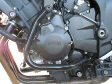 VALBEUGELS Crash Bars Heed Yamaha FZ 6 Fazer (2004 - 2010) ZWART