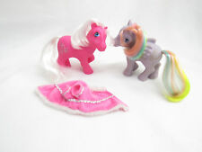 VTG MLP SNOWFLAKE AND TICKLE MY LITTLE PONY