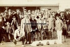rp01924 - Lawn Bowls Match in Teignmouth , Devon - photo 6x4