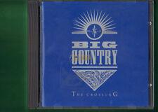 BIG COUNTRY - THE CROSSING CD APERTO NON SIGILLATO
