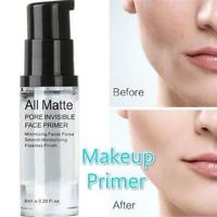 Face Base Primer Liquid Matt Makeup Oil-control Facial Cream Brighten Foundation