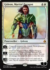(Foil) GIDEON, MARTIAL PARAGON Amonkhet MTG White Planeswalker Mythic Rare