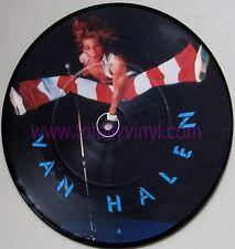 """Van Halen Dance The Night Away 7"""" Vinyl Picture Pic Disc  (K17371P)"""
