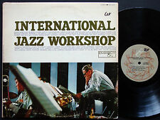 SAHIB SHIHAB DONALD BYRD International Jazz Workshop LP Emarcy ‎SRE-66002 JAZZ
