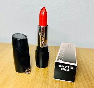 Mary Kay Gel Semi Shine Lipstick - Poppy Please -New exp 08/22