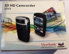 Viewsonic 3D HD comcorder 3DV5 new in box with glass.