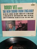 Bobby Vee – Sings The New Sound From England / Live! On Tour - VINYL LP