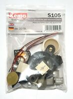 Piezo Speakers Transducers Microphones selection Kemo S105 Mixed Values 20pcs