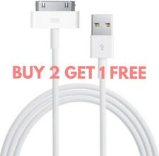 Genuine Chargeur Plomb Pour Apple iPhone 4,4 S, 3GS, iPod, iPad 2 & 1