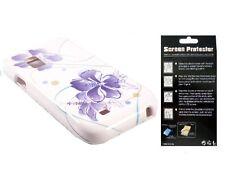 Screen Protector + EP PrpTulip Cover Case for Samsung Galaxy S Showcase SCH-i500