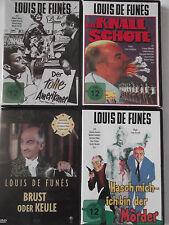 Louis de Funes Paket Sammlung Hasch mich ich bin Mörder, Brust Keule, Amerikaner