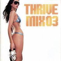 THRIVE MIX 3 : MIXED BY DJ SKRIBBLE AND VIC LATINO - V/A - CD - SEALED/NEW  -cd