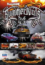 OFFICIAL Street Machine SUMMERNATS 24 DVD! Burnouts V8s