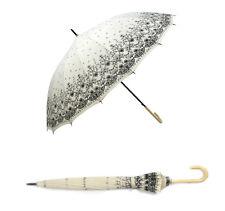 Fashion Long handled Rain/Sun umbrella High Quality parasol wommen's umbrella UV