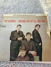 the beatles Vinyl Record 33  Englands No 1 Vocal Group
