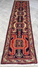 Tapis Chemin De Couloir Galerie Passage 318x82 Noué Main Alfombra Carpet Tappeto