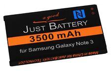BATTERIA JuBaTec Originale per Samsung Galaxy Note 3 gt-n9000 con eb-b800be NFC