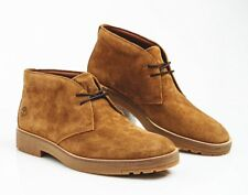 Timberland Folk Gentleman Chukka Rust Suede Men's Mid Boots Shoes UK 8 / EU 42