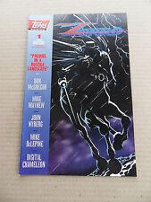 Zorro (TV) 1 . Frank  Miller cover - Topps 1994 - FN / VF