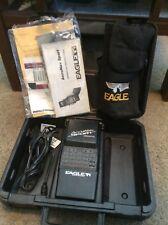 Vintage Eagle AccuNav Sport Portable GPS Bundle with Manuals, hard storage case