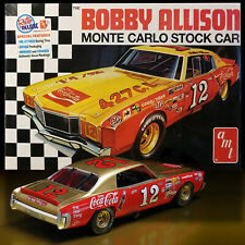 Amt 1/25 Bobby Allison Monte Carlo Stock Car Models Kit 1064
