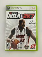 NBA 2K7 - Xbox 360 Game - Complete & Tested