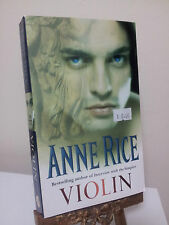 Violin by Anne Rice (Paperback, 1997)