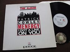 LP Patrick Cowley The Album Holland 1981 | EX