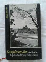 Kunstdenkmäler der Bezirke Dresden, Karl-Marx-Stadt, Leipzig, Bildband 1968