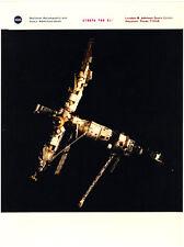 Photo Nasa Johnson Space Center Houston Texas Mars 1996