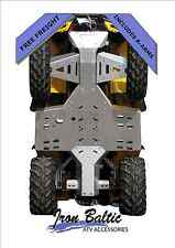 CanAm Outlander G1 800 Iron Baltic ATV Full Bash Plate Kit - free delivery